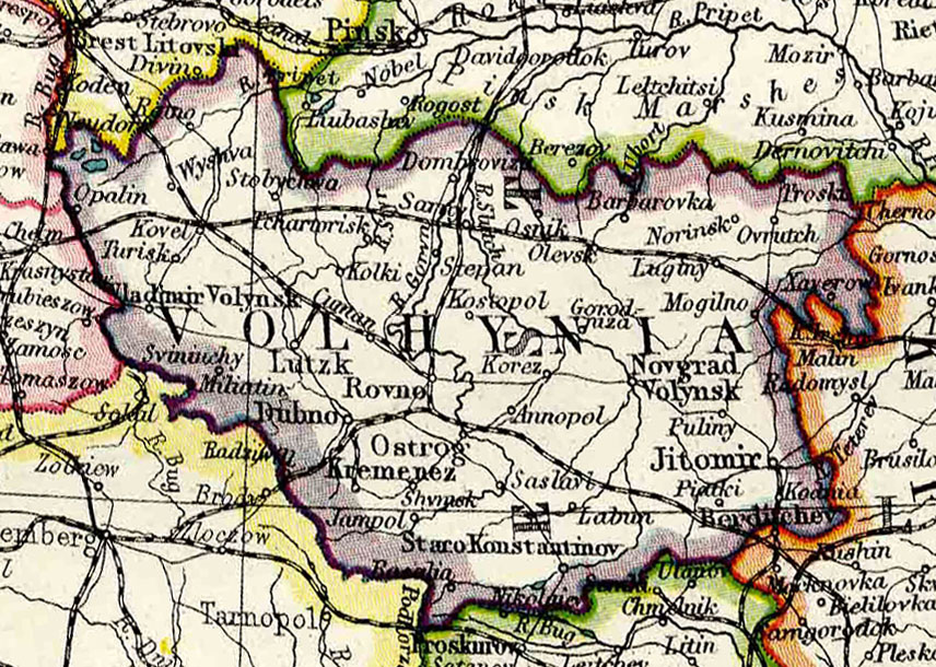 harmsworth map